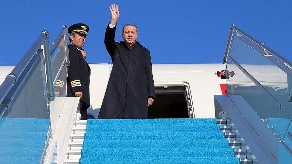 Anuncian visita de Erdogan por Argentina, Paraguay y Venezuela