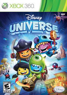 Disney Universe (X-BOX360) 2011