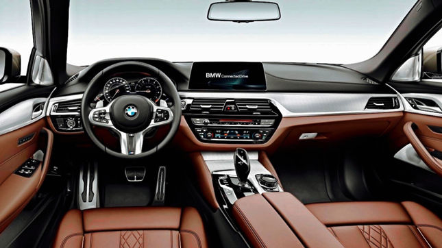 BMW 3 Series 2018 Interior