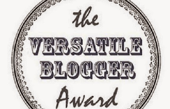 Captivated Reader: Versatile Blogger Award