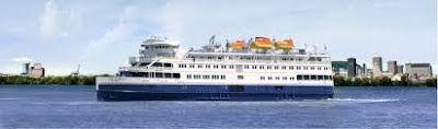 Boutique Cruise Ship Victory I to sail throughout New England, Canada, the St. Lawrence Seaway and the Great Lakes.