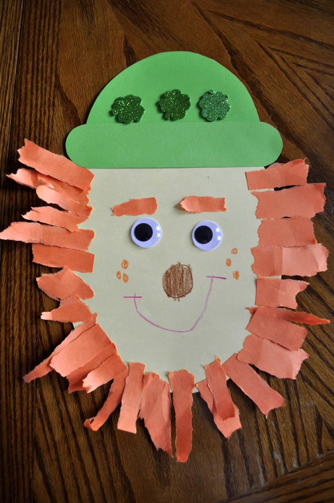 Preschool Crafts For Kids Best 18 St Patrick S Day