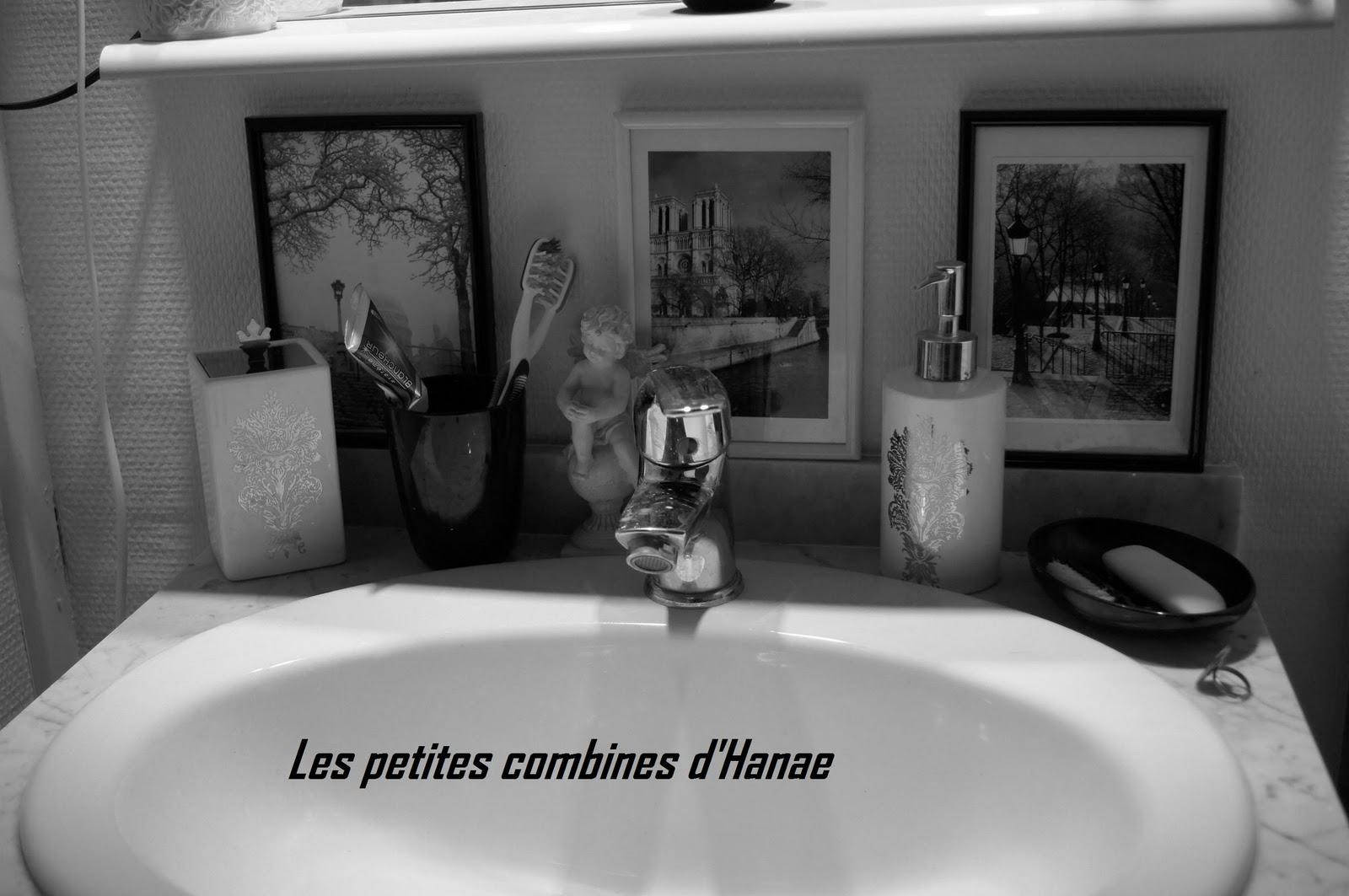 Les petites combines d\'Hanae...: Déco salle de bain ...