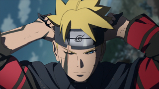 Boruto: Naruto Next Generations Episode 45 Subtitle Indonesia