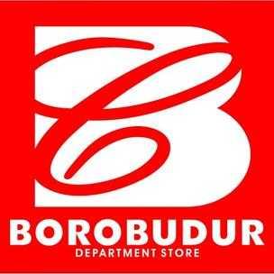 Borobudur Dept Store - Pramuniaga/Satpam/Kasir