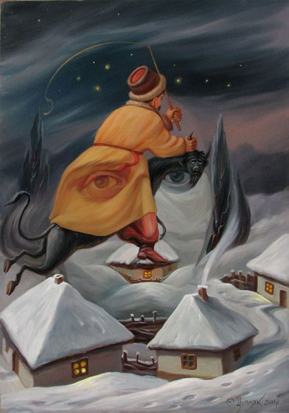 Optical Illusions By Oleg Shuplyak-2