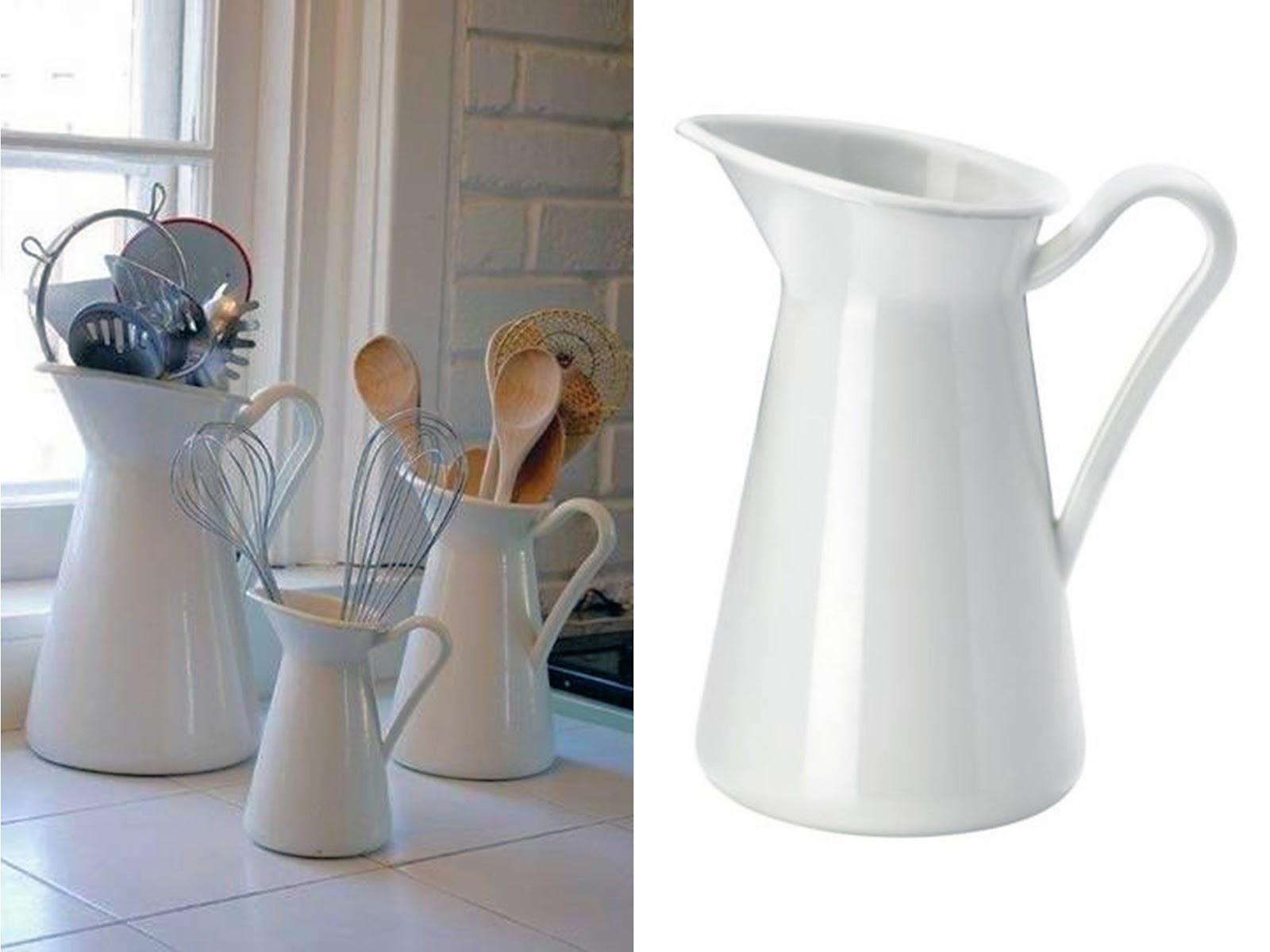 Deco ideas ikea sand by lonneke - Utensilios de cocina ikea ...