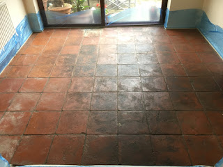 terracotta cleaning in cambridge