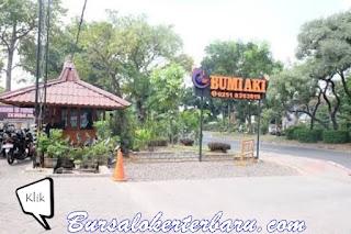 Lowongan Kerja di Bogor : PT Bumi Aki Boga - Waiter/Cleaning Service