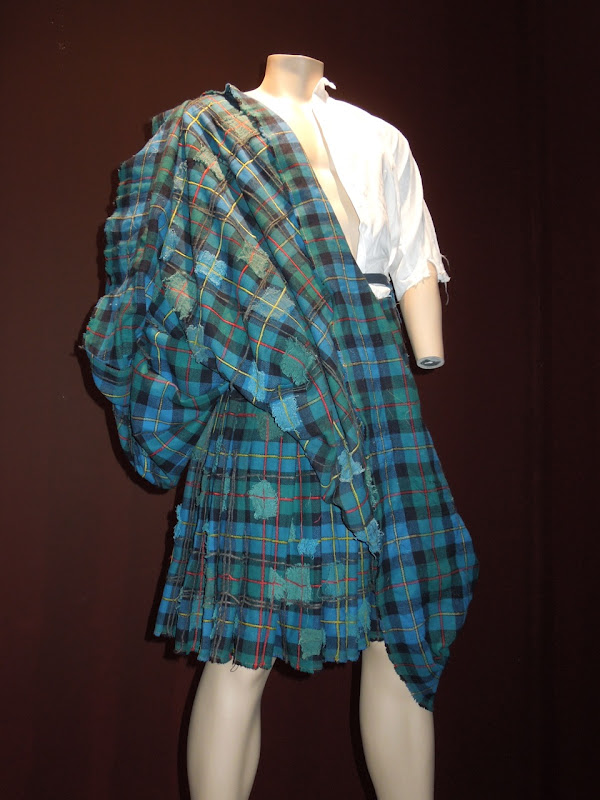 Christopher Lambert Highlander costume