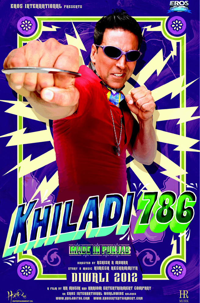 Movie's: Khiladi 786 Hindi Full Movie Watch Online Free
