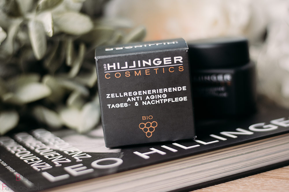 Hillinger Cosmetics Umverpackung