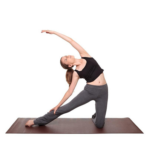 Parighasana Yoga Steps and Benefits
