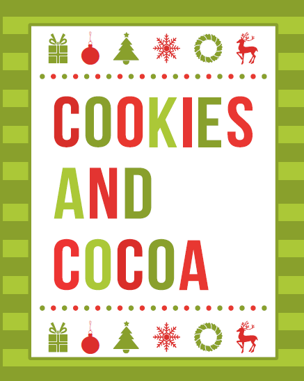 Cookie Exchange- www.thecreativeconfectionista.com