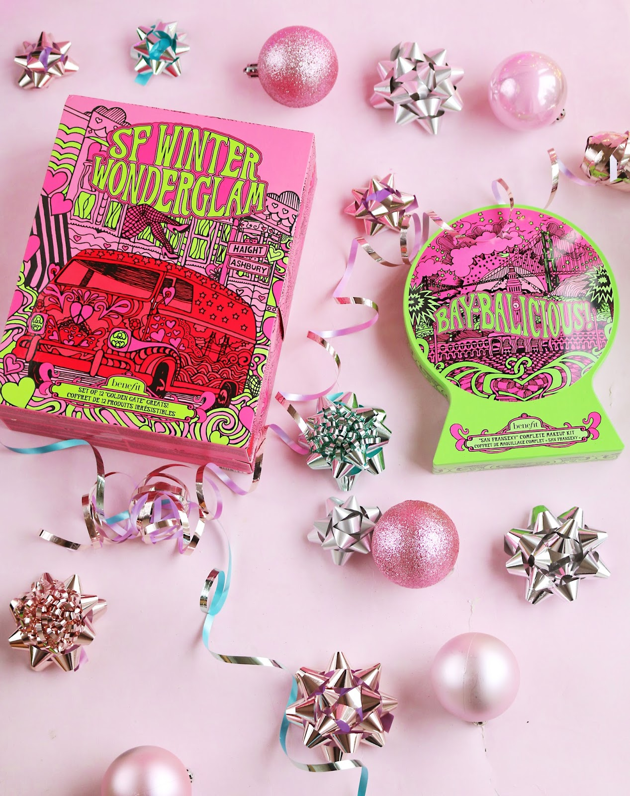 Christmas Makeup Gift Sets.Two Beauty Sets You Ll Want Under Your Tree On Christmas Day