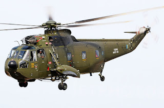 Sikorsky S-61A-4 Sea King/Nuri