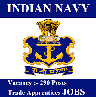 Indian Navy, Nausena Bharti, Andhra Pradesh, 10th, Force, Apprentice, Trade Apprentice, freejobalert, Sarkari Naukri, Latest Jobs, indian navy logo