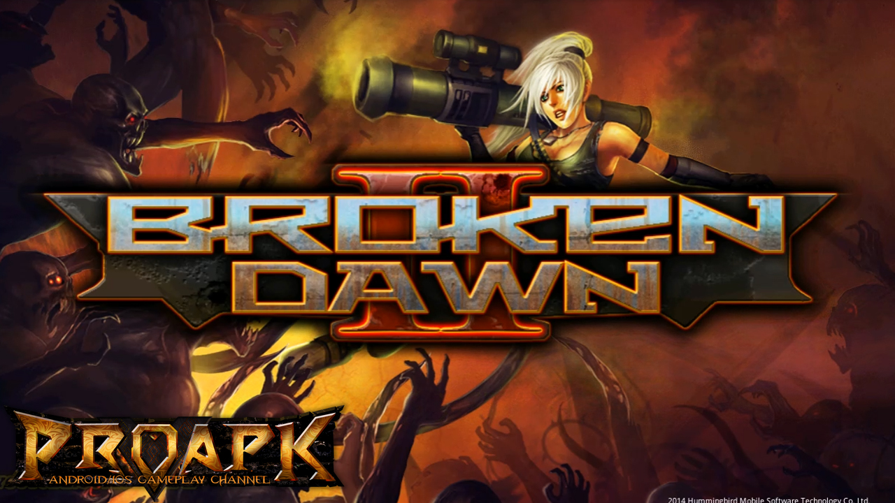 Broken Dawn II
