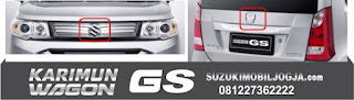 Logo Garuda Wagon GS
