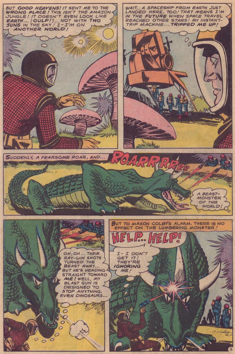 Strange Adventures (1950) issue 204 - Page 6