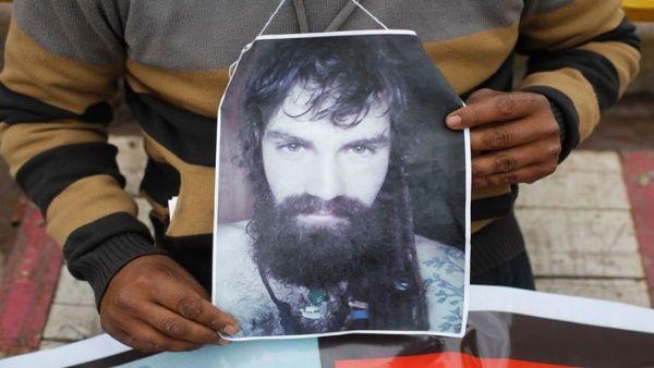 Juez argentino cree que Santiago Maldonado pudo haberse ahogado