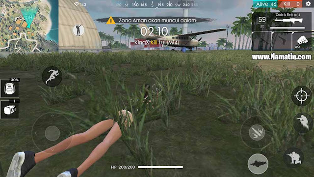 Cheat Free Fire Kebal Android