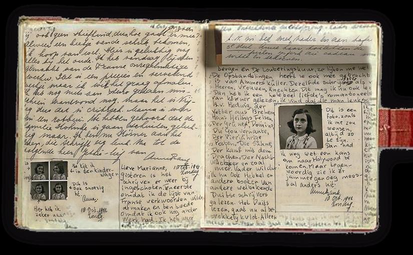 'O diário de Anne Frank'