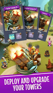 Castle Creeps Td Mod Apk Free Download Unlimited Money For Android