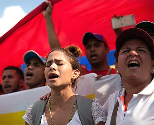 """¡A LA CALLE! Voluntad Popular: """"Debemos retomar camino de presión para imponer la voluntad del pueblo"""""""
