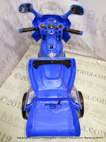 Motor Mainan Aki PMB M01 Elite 911 L - Blue