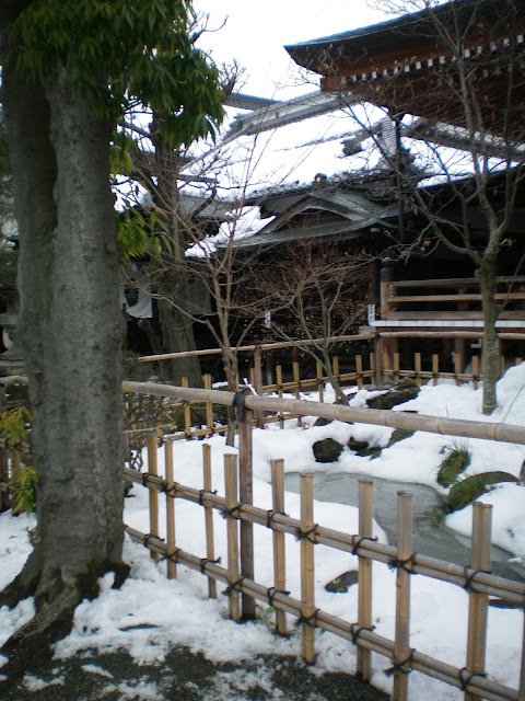 Casas típicas de Nagano