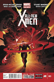 All-New X-Men #3 Cover