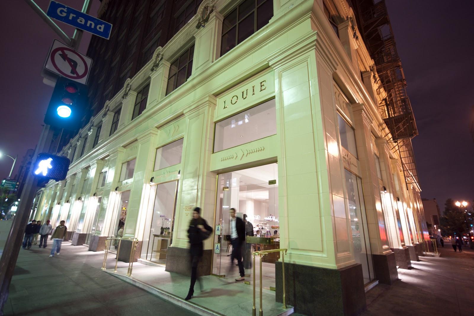 Bottega Louie Restaurant Downtown La