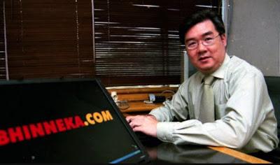 Kisah Sukses Bisnis Online Shop Terbesar di Indonesia, Hendrik Tio