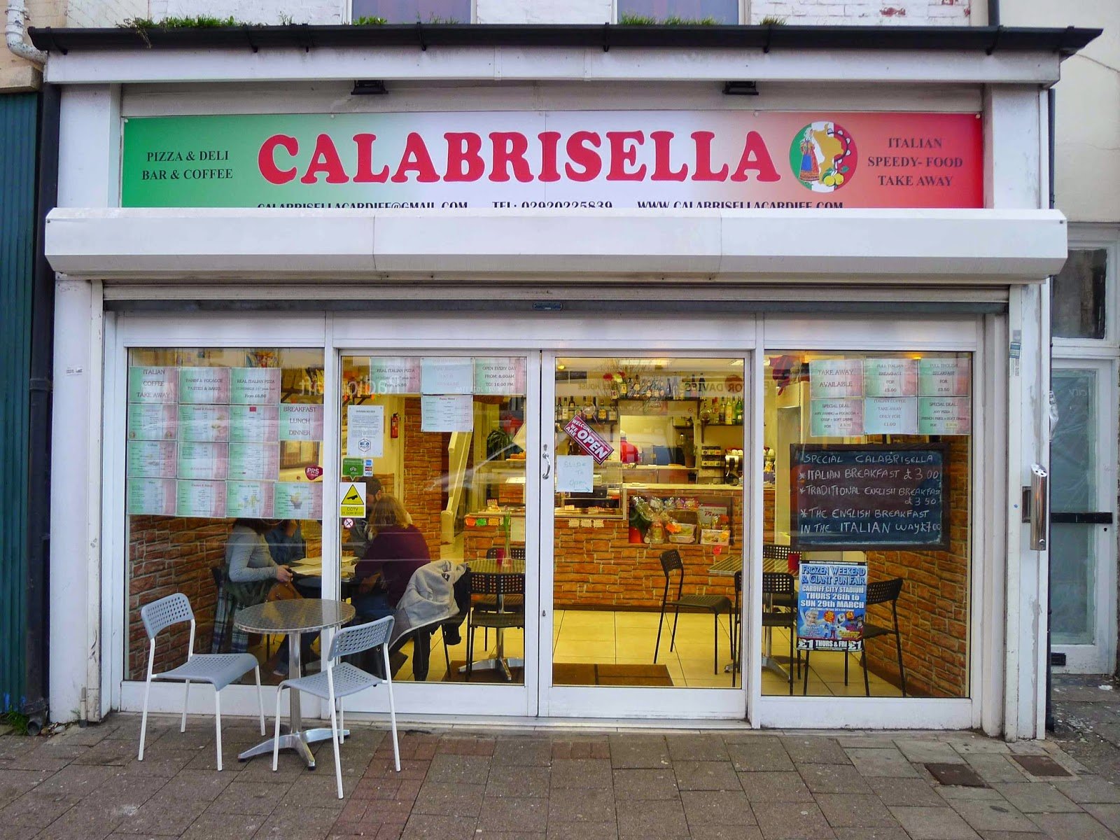 Italian Restaurant In Canton Cardiff