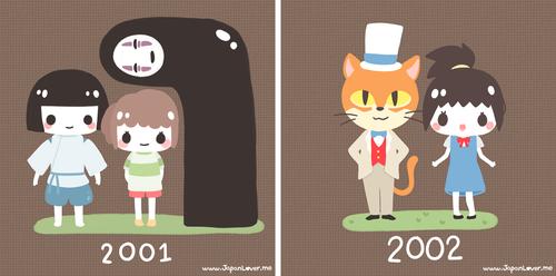 Studio Ghibli Halloween