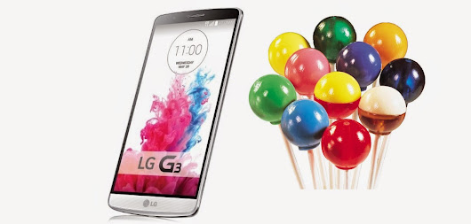 LG rumored to skip Android 4.4.4 update of G3, Lollipop is coming - AndroidSaS