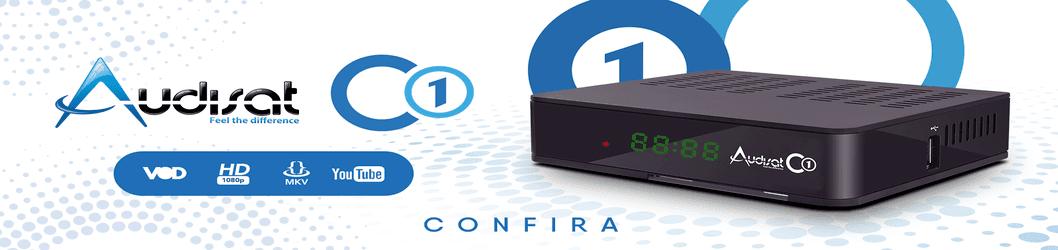 Conheça o novo Audisat C1 - Exclusivo para CS