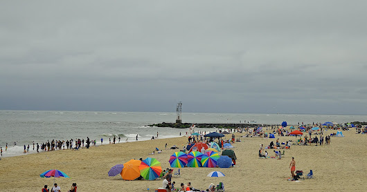 Best Beaches on East Coast USA - Ocean City Maryland