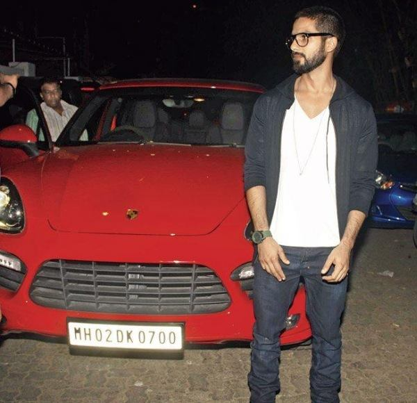Bollywood Celebs And Their Luxury Cars 7
