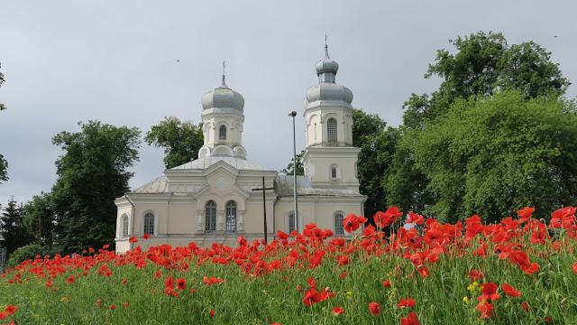 cerkwie na Polesiu