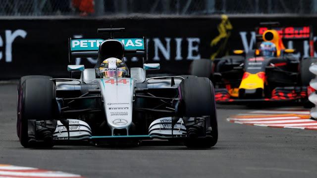 Hasil GP F1 Monaco : Hamilton Menang Diikuti Ricciardo, Rio 15