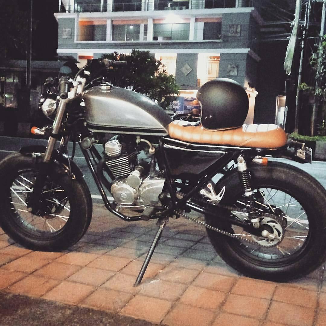 Tangki Motor Custom Japstyle Customotto