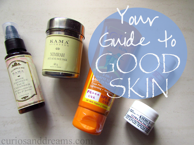 Guide to Good Skin