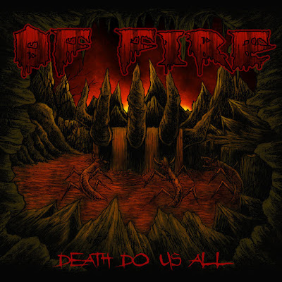 Recenze/review - ON FIRE - Death Do Us All (2017)
