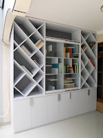home bookcase rak buku furniture semarang