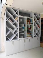 home bookcase rak buku furniture semarang