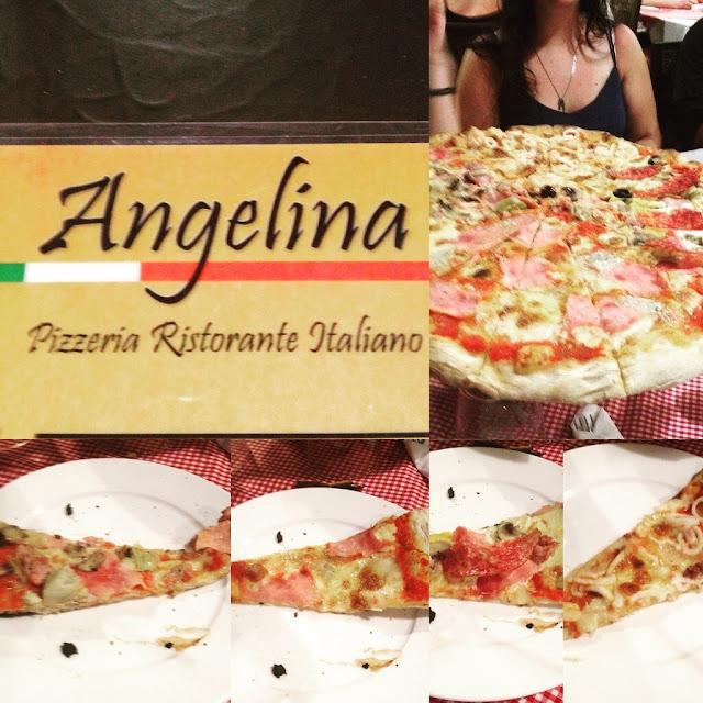 Angelina Pizzeria Ristorante Italiano in Malapascua Island Daanbantayan Cebu Philippines