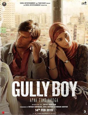 Gully Boy HD Mp3 Songs