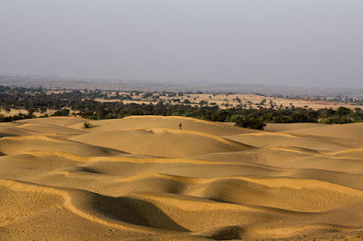 Largest Desert in India Thar Desert India